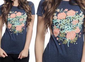 Greater Calling shirt from Sevenly