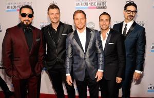 The Backstreet Boys (don't hate)