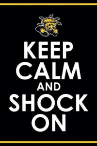 Keep Calm and Shock On