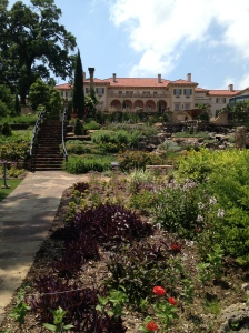 Philbrook Museum of Art Garden